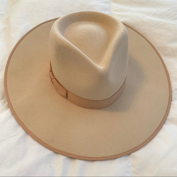622149c8c Lack of Color Ivory Zulu Rancher Hat NWT Small NWT